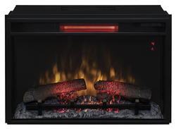 25 to 26 Inch Fireplace Mantels classicflame 26ii310gra