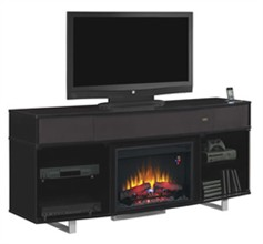 25 to 26 Inch Fireplace Mantels classicflame 26mms9616 nb157