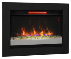 25 to 26 Inch Fireplace Mantels classicflame 26ii310grg 201