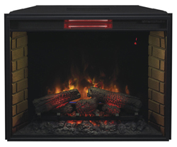 32 to 47 Inch Fireplace Mantels classicflame 33ii310gra