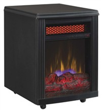 PowerHeat duraflame 10if9239blk